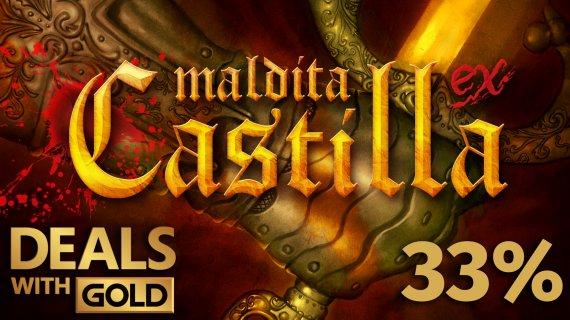 ¡Maldita Castilla EX con un 33% de descuento para usuarios Gold de Xbox One!
