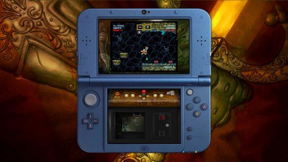 ¡Llega Maldita Castilla EX para Nintendo 3DS™!