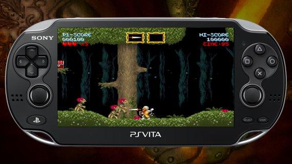 ¡Cursed Castilla llega a PlayStation®Vita!
