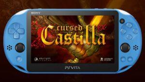 ¡Prepárate para Cursed Castilla en PS Vita!