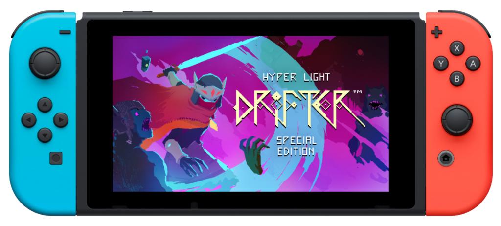 Hyper Light Drifter: Set físico de Coleccionista ¡Ya disponible en venta anticipada!