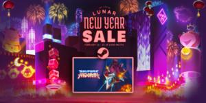 50% de descuento en Super Hydorah en las Rebajas del Año Nuevo Lunar en Steam