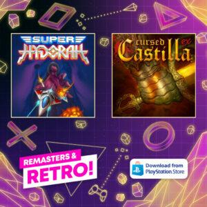 55% de descuento en Playstation: Maldita Castilla y Super Hydorah