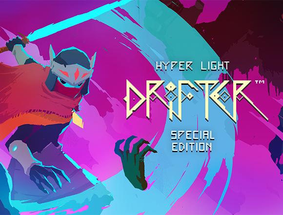 Caso de éxito de Hyper Light Drifter en Abylight Studios