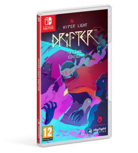 ▷ Hyper Light Drifter: Set físico de Coleccionista ¡Ya disponible en venta anticipada!   Abylight Studios   Servicios como Publisher de Abylight Studios.