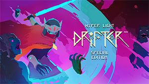 Imagen Destacada de Hyper Light Drifter en Abylight Studios