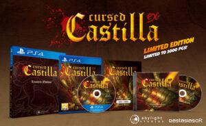 Maldita Castilla EX tendrá una edición física limitada para PlayStation®4