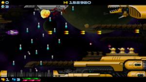 Super Hydorah está disponible para reservar en las tiendas GAME