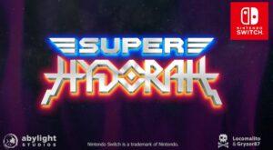 ¡Super Hydorah ya tiene fecha de lanzamiento para Nintendo Switch!