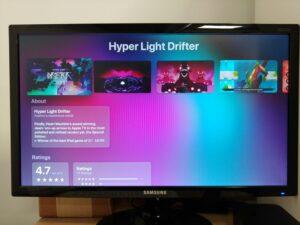¡Hyper Light Drifter disponible en Apple TV!